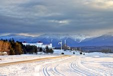 Free Bretton Woods, New Hampshire Royalty Free Stock Photo - 4721015