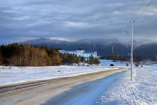 Free Bretton Woods, New Hampshire Royalty Free Stock Photography - 4721017