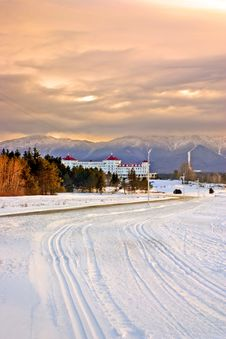 Free Bretton Woods, New Hampshire Stock Photos - 4721023