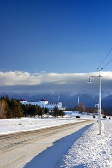 Free Bretton Woods, New Hampshire Royalty Free Stock Photos - 4721118
