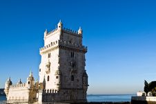 Free Tower Of Belem Royalty Free Stock Photo - 4721755
