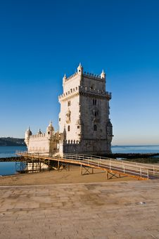 Free Tower Of Belem Royalty Free Stock Image - 4721756