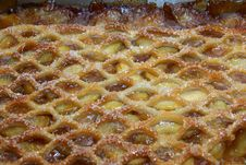 Free Lattice Pie Crust Royalty Free Stock Photos - 4721768