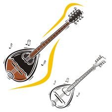 Free Music Instrument Series Royalty Free Stock Photos - 4722708