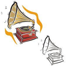 Free Music Instrument Series Stock Image - 4723361