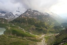 Free Summer In Swiss Alps Royalty Free Stock Photo - 4723475