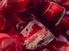 Free Pomegranate Seeds Macro Stock Photos - 4724013