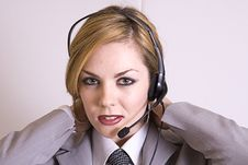 Free Work Office Stock Photography - 4724352