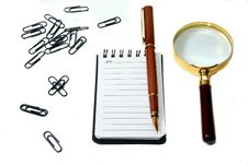 Office Tools Royalty Free Stock Images