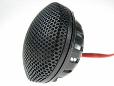 Free Car Speaker Royalty Free Stock Image - 4724676