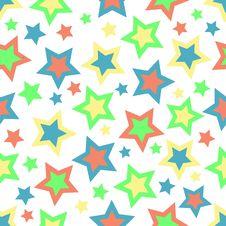 Bright Stars Stock Photography