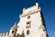 Free Tower Of Belem Royalty Free Stock Image - 4725286