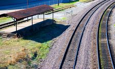 Free Old Train Station Royalty Free Stock Photos - 4725358