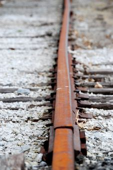 Free Railraod Tracks Stock Photos - 4725713