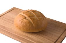 Sour Dough Bread Isolated Royalty Free Stock Image