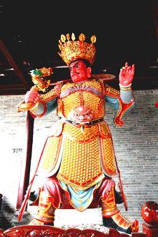 Free The Buddhist God Stock Photos - 4726793