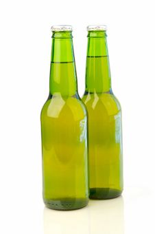 Free Beer Bottles Stock Images - 4726854