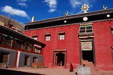 GengJue Tibet Temple Of West China