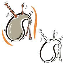 Free Music Instrument Series Royalty Free Stock Photo - 4727455