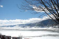 Free Shangri-La Winter Royalty Free Stock Images - 4727609