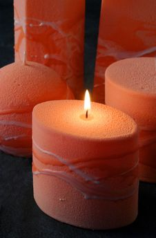 Free Candles Stock Image - 4727861