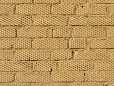 Free Colored Brick Wall Royalty Free Stock Photography - 4728577