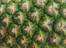 Free Pineapple Texture Royalty Free Stock Photo - 4728915