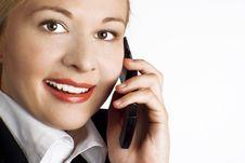 Free Businesswoman Stock Image - 4729751