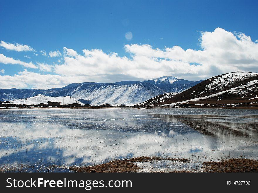 Shangri-La winter