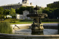 Free Fountain In The Park Stock Image - 4730761