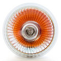 Free Orange Halogen Light Bulb Royalty Free Stock Image - 4733156