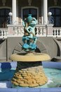 Free Statue At Fountains In Riga Royalty Free Stock Images - 4736219