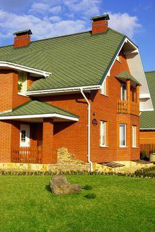 Free Dwelling-house Stock Photo - 4730070