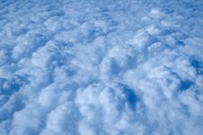 Free Clouds - View From Flight 92 Stock Image - 4730121