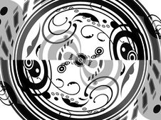 Free Abstract Circles Design Royalty Free Stock Images - 4730599