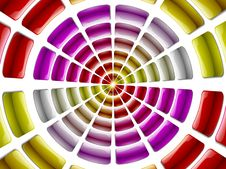 Free Abstract Circles Design Stock Photography - 4730602