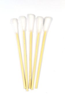 Free Cotton Stick Royalty Free Stock Photography - 4730817