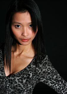Free Beautiful Asian Woman Royalty Free Stock Image - 4731546