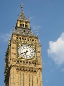 Free Big Ben Stock Photo - 4732730