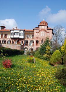 Free Greek Monastery Royalty Free Stock Image - 4733126