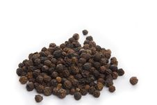 Free Black Pepper Polka Dots Royalty Free Stock Photography - 4733247