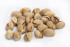Free Opened Pistachioes Royalty Free Stock Image - 4733406
