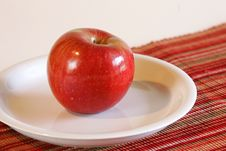 Free An Apple A Day Royalty Free Stock Photos - 4733478