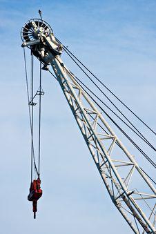 Free Crane, Italy. Stock Photos - 4733553