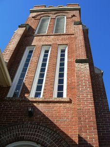 Free Historic Church Bell Tower Royalty Free Stock Photos - 4734088