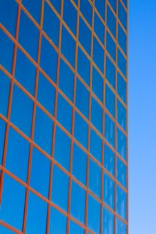 Free Blue Windows Royalty Free Stock Images - 4734549