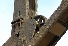 Free Detail Of Old Crane Stock Photos - 4734813