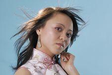 Free Girl S Portrait Royalty Free Stock Photos - 4734898