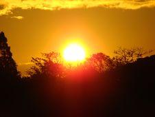 Free Sunset Royalty Free Stock Photography - 4735107