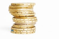 Free Golden Coins Royalty Free Stock Images - 4735449